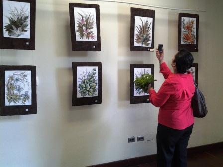 Taller sobre la apreciación del arte y el conocimiento sobre el medio ambiente en Centro León.