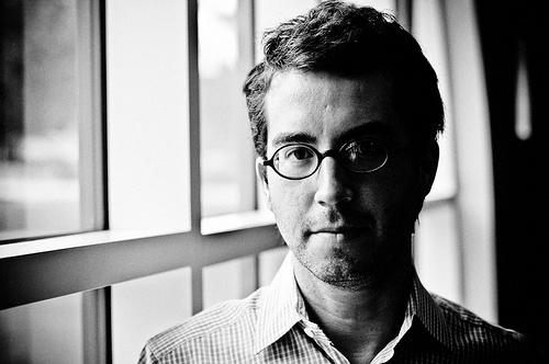 Jonathan Safran Foer. Escritor estadounidense de origen judío. American writer Image: moniquespassions.com
