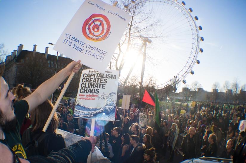Climate Change Movement - Activismo Climático