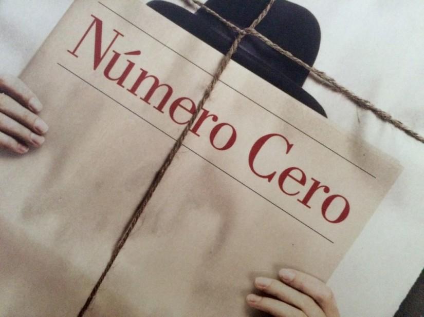 Umberto Eco - Número Cero