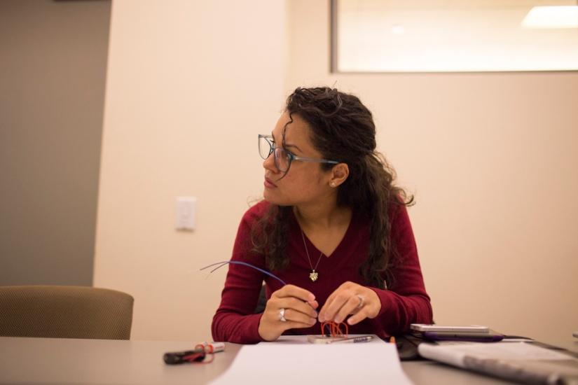 Jesenia De Moya - Periodista Científica Bilingüe