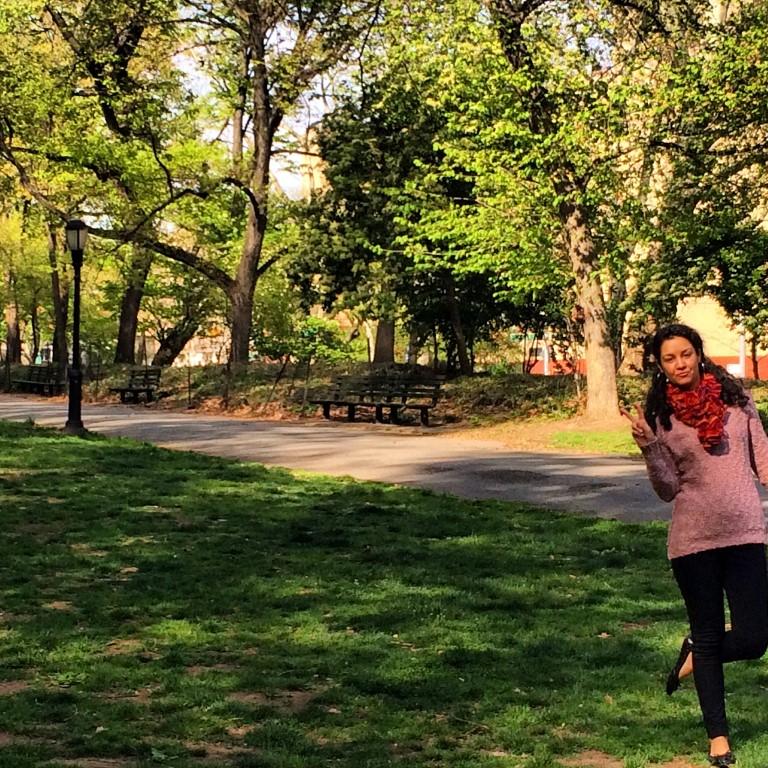 Jesenia De Moya - Tryon Park en NYC