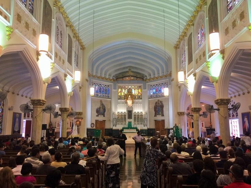 Iglesia Nuestra Señora de las Mercedes, Fordham Heights, Bronx, NYC
